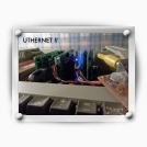 Uthernet II in Apple II Plus