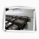 Apple II Plus reset key