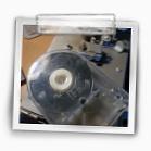 Pentron Model A-1 LP tape